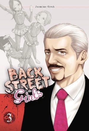 Back Street Girls  T.03   9782302064850