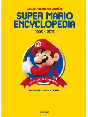 Super Mario Encyclopedia   9782302070042