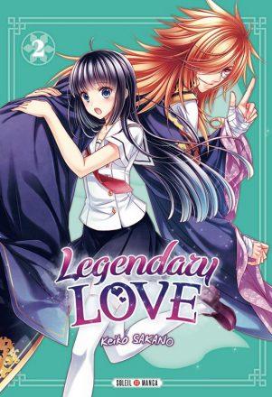 Legendary love T.02   9782302071469