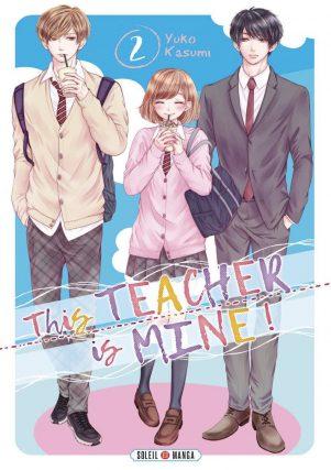 This teacher is mine T.02 | 9782302071490