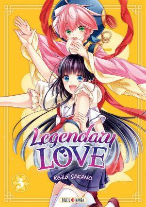 Legendary love T.03   9782302072572