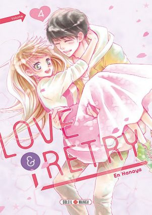 love and retry T.04 | 9782302074286