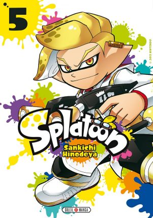 Splatoon T.05 | 9782302075672