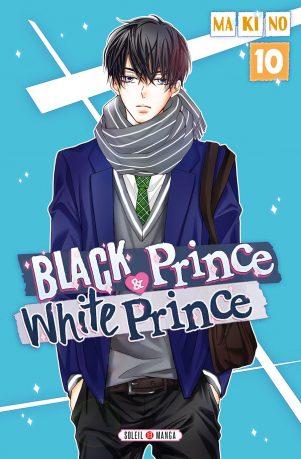 Black Prince & White Prince T.10 | 9782302075757