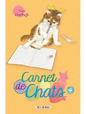 Carnet de Chats T.04 | 9782302076570