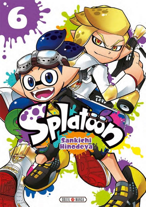 Splatoon T.06 | 9782302076778