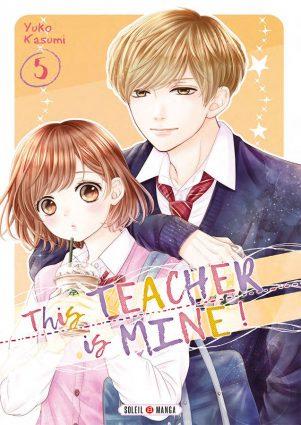 This teacher is mine T.05 | 9782302076792