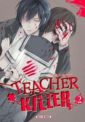 Teacher Killer T.02 | 9782302077935