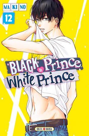Black Prince & White Prince T.12 | 9782302077966