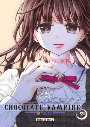 Chocolate Vampire T.02 | 9782302079113