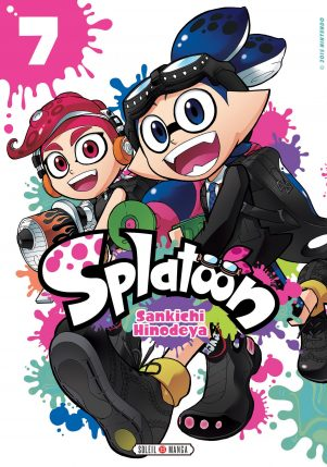 Splatoon T.07 | 9782302079229