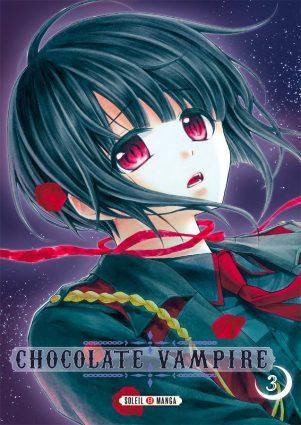Chocolate Vampire T.03 | 9782302080423