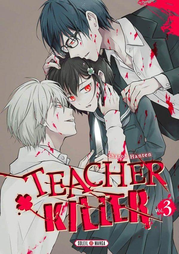Teacher Killer  T.03 | 9782302080638