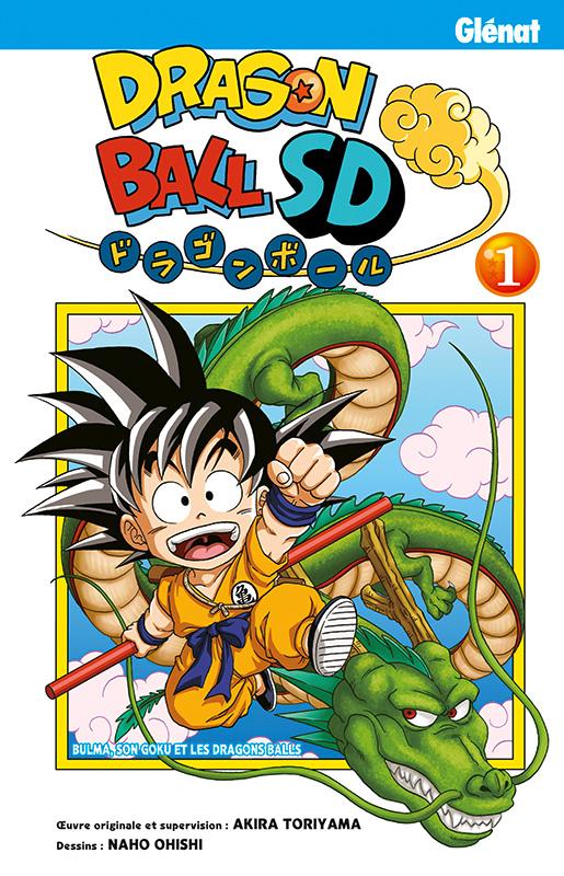Dragon Ball SD T.01 | 9782344003305