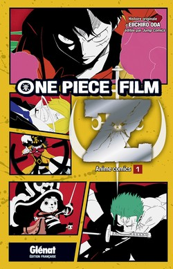 One Piece - Anime Comics: Z T.01 | 9782344003480