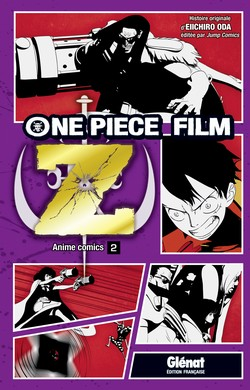 One Piece - Anime Comics: Z T.02 | 9782344003497
