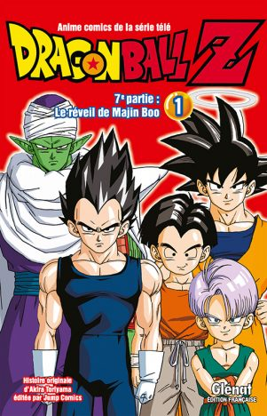 Dragon Ball Majin Boo  - Anime Comics  T.01 | 9782344005378