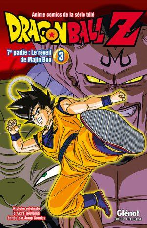 Dragon Ball Z - Anime Comics T.03   9782344005392