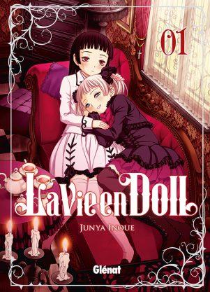 Vie en Doll (La) T.01 | 9782344006412