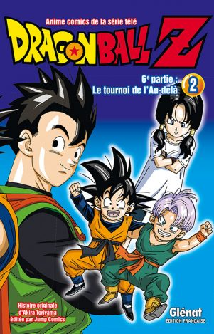 Dragon Ball Z - Anime Comics T.02   9782344008973