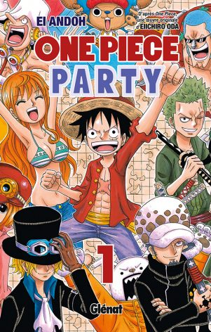 One piece Party T.01 | 9782344019146