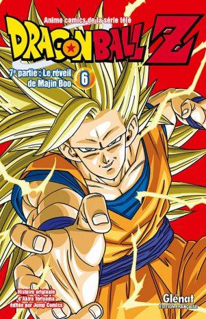 Dragon Ball Z - Anime Comics T.06   9782344020401