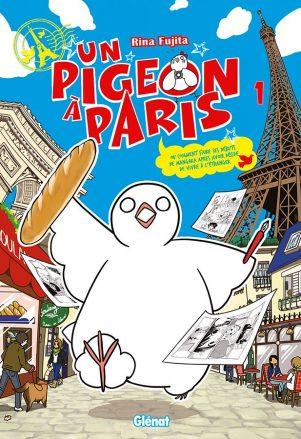 Pigeon à Paris (Un) T.01 | 9782344023051