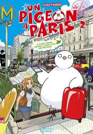 Pigeon à Paris (Un) T.02 | 9782344024287