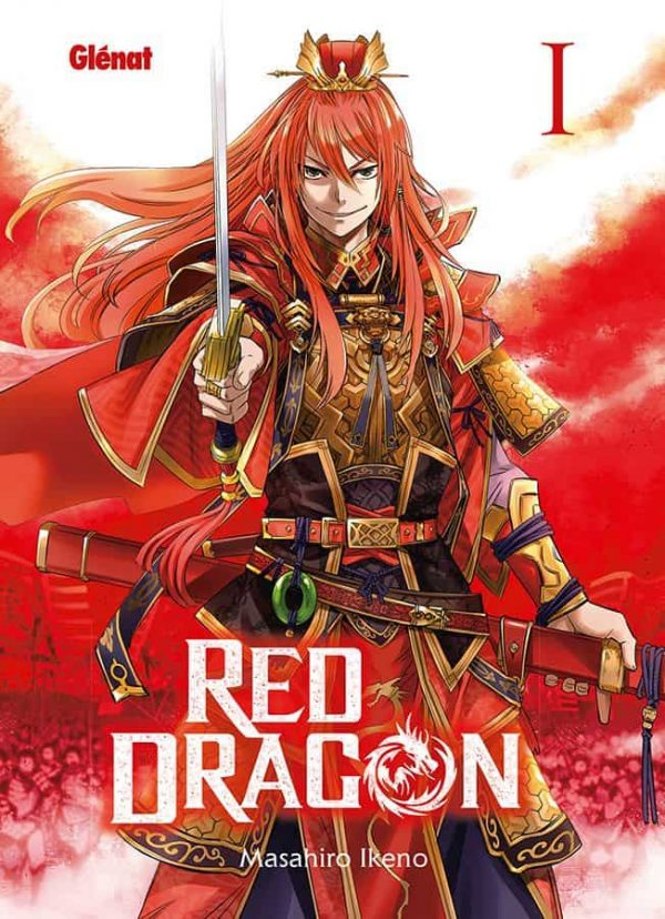 Red dragon  T.01 | 9782344024904