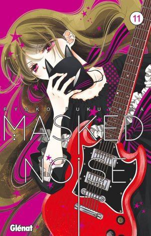 Masked Noise T.11 | 9782344027486