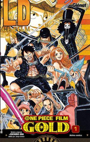One Piece Gold  Vol.01 | 9782344027585