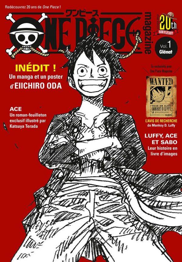 One Piece Magazine T.01 | 9782344027608
