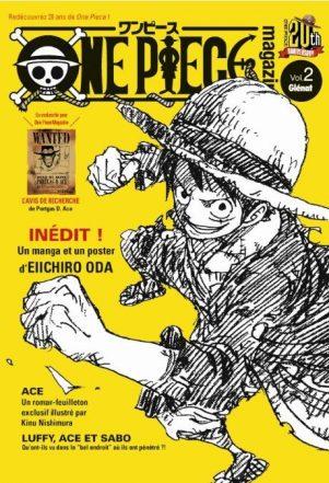 One Piece Magazine T.02 | 9782344027615
