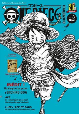 One Piece Magazine T.03 | 9782344028261
