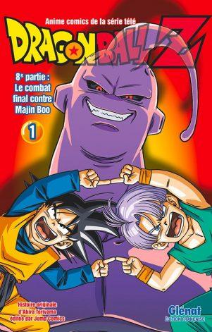 Dragon Ball Z - Anime Comics T.07 le combat finale contre majin boo 01   9782344028834