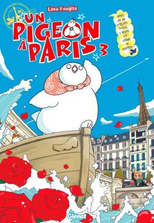 Pigeon à Paris (Un) T.03 | 9782344029275