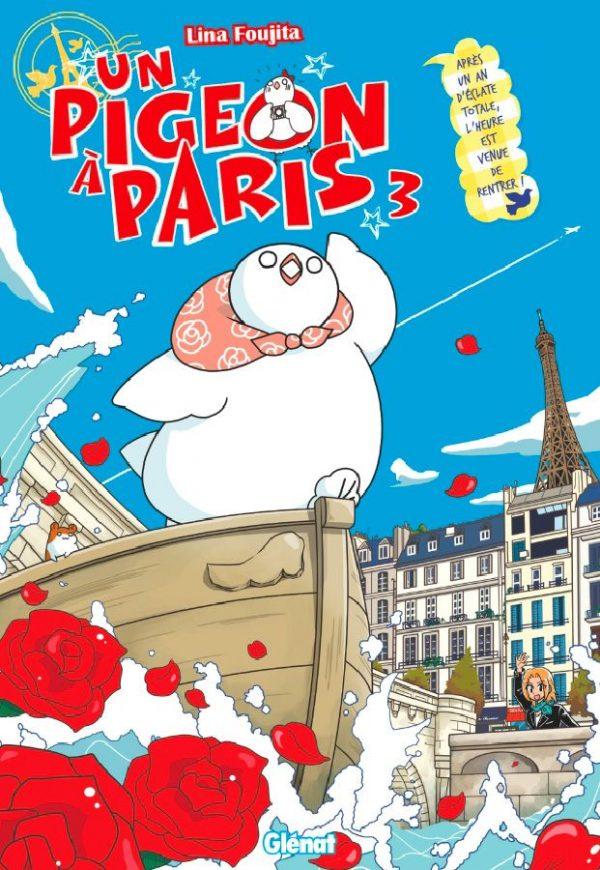 Pigeon à Paris (Un) T.03   9782344029275