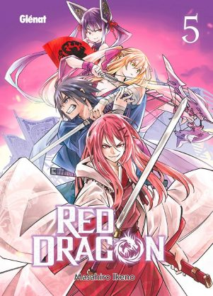 Red dragon  T.05 | 9782344030714