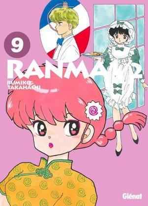 Ranma 1/2 Édition originale T.09   9782344033760