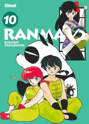 Ranma 1/2 Édition originale T.10   9782344033777