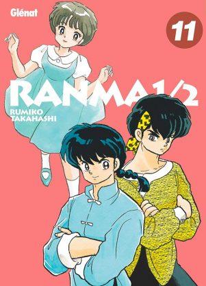 Ranma 1/2 Édition originale T.11   9782344033784