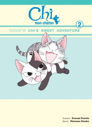 Chi, mon chaton - Today's Chi's sweet adventure T.02 | 9782344035849