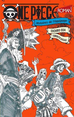 One Piece - Roman T.01 Histoires de l'équipage   9782344035887