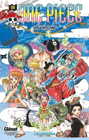 One Piece (N.E) - Ed. Jaune T.91 | 9782344037102