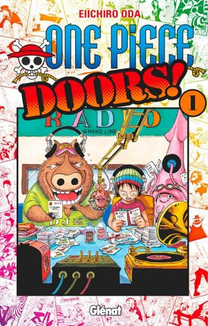 One piece Doors T.01 | 9782344037201