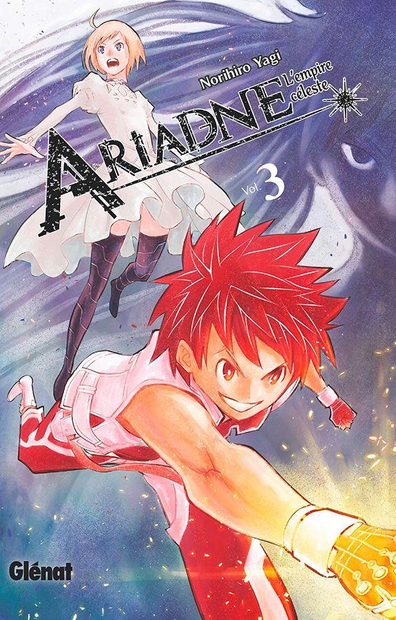 Ariadne, l'empire celeste T.03 | 9782344037331