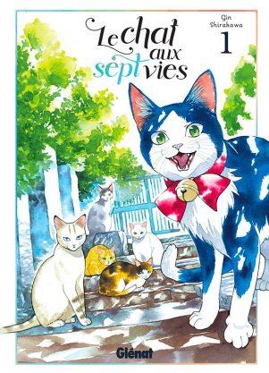 Chat aux sept vies (Le) T.01 | 9782344038178