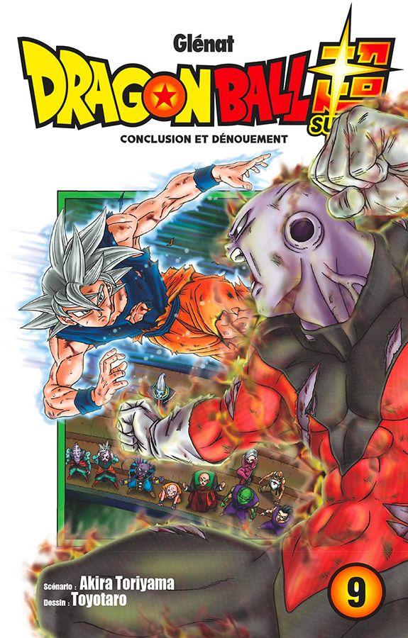 Dragon Ball Super T.09 | 9782344038826