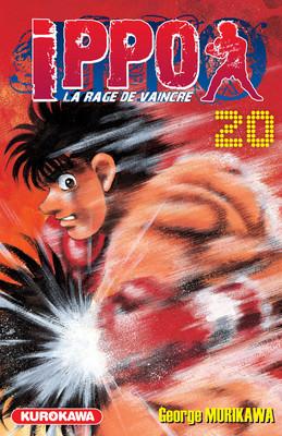Ippo, Saison 1  : La Rage de Vaincre T.20 | 9782351422366
