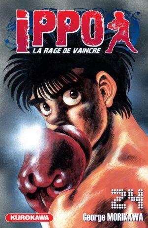 Ippo, Saison 1  : La Rage de Vaincre T.24 | 9782351422403
